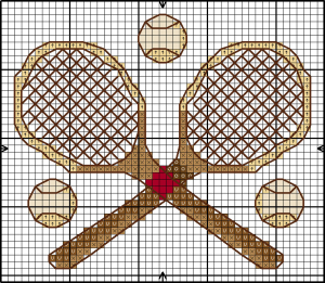 tableau de Tennis