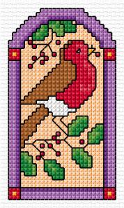 Verre BLOG Stain carte Robin - Simulation