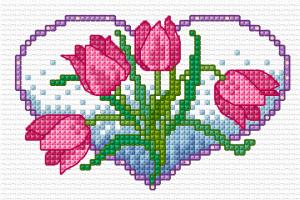 BLOG coeurs de fleur - tulipes