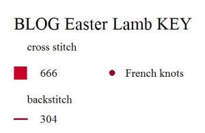 BLOG Easter  lamb KEY