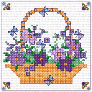 Fleur Jour panier de BLOG Mère - Simulation