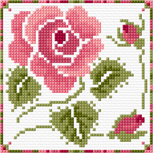 BLOG  Rose card - Simulation