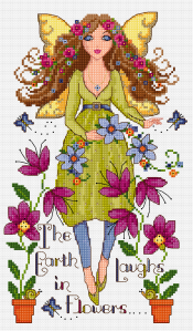 Flower girl - Simulation