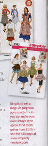 Apron patterns 001