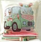 Ice Cream Van 001