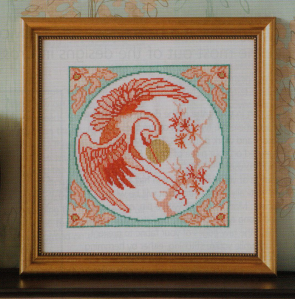 Oriental crane 001